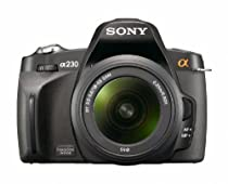 Sony Alpha A230L 10.2 MP Digital SLR Camera with Super SteadyShot INSIDE Image Stabilization and 18-55mm Lens