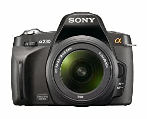 Sony Alpha A230L 10.2 MP Digital SLR Camera with Super SteadyShot INSIDE Image Stabilization and 18-55mm Lens (Discontinued by Manufacturer)