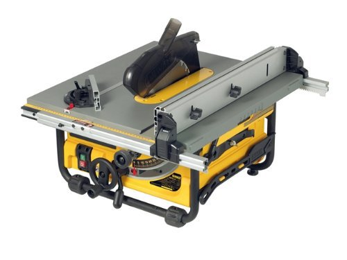 Dewalt DW745 240V Heavy Duty Lightweight Table Saw