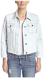 Joe's Jeans Women's Western Cropped Jacket, Kyro, M