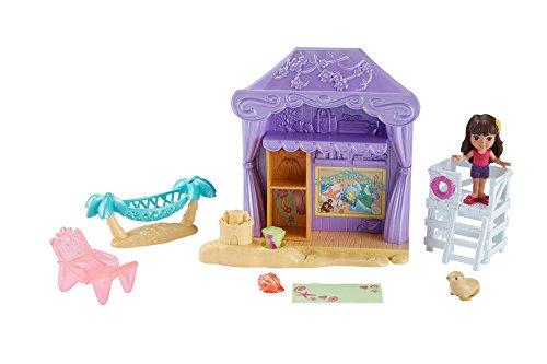 Nickelodeon Dora & Friends Cabana Playset