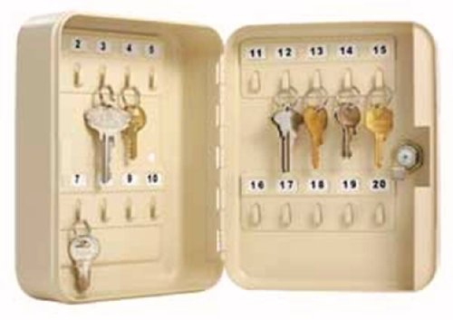 Master Lock 7131D Key Storage Cabinet, 20-Keys (Key Storage compare prices)
