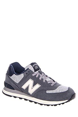 Men's Pennant Traditional Low Top Sneaker
