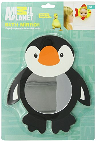 Animal Planet Bath Tub Mirror, Penguin - 1