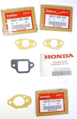 Genuine Honda Oem Complete Carburetor Gasket Set For Gc135, Gc160, Gc190, Gcv135, Gcv160, Gcv190, Gs190, Gsv190