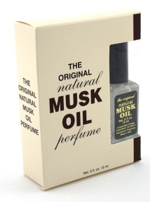 how to make musk oil