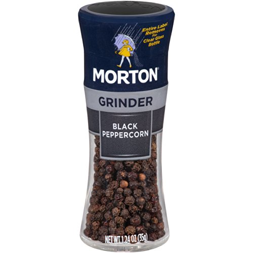 Morton Black Peppercorn