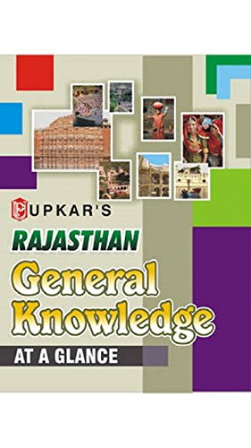 Rajasthan General Knowledge - At a Glance