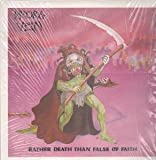 rather death than false of faith LP