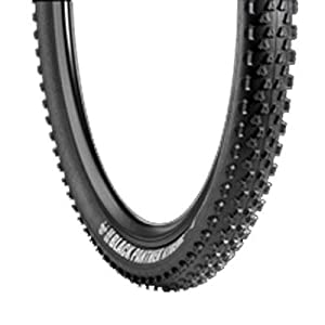 Vredestein TR Black Panther Xtreme Tricomp Bicycle Tire (Black/Black, 29 X 2.20)