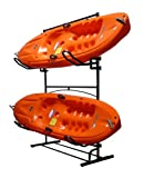 SpareHand Malibu Plus - Dual Kayak Storage Rack