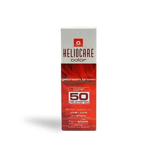 Heliocare Gel-Crema Colore Brown Spf50 50 ml.