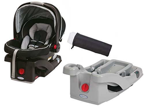 awardwiki graco snugride click connect 35 infant car seat gotham. Black Bedroom Furniture Sets. Home Design Ideas