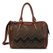 Hot Sale MyLux Handbag 909645 Dark Grey