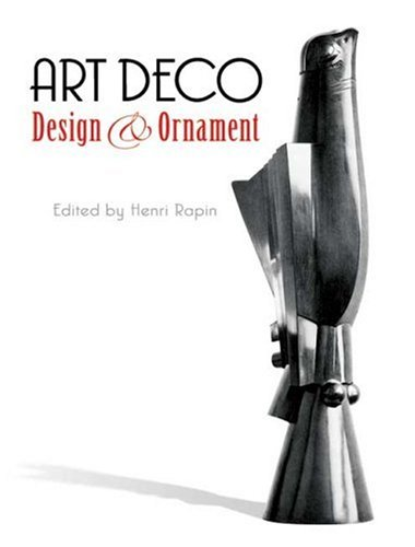 Art Deco Design and Ornament (Dover Pictorial Archive Series)