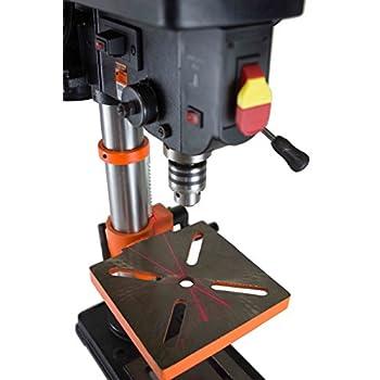 WEN 4210 Drill Press with Crosshair Laser, 10-Inch