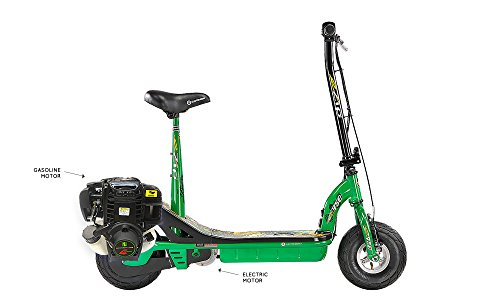 Ezip 450 Gas & Electric Scooter (Hybrid)