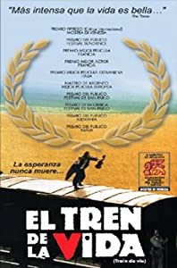 El Tren de la Vida (Train de Vie) [NTSC/REGION 1 & 4 DVD. Import-Latin