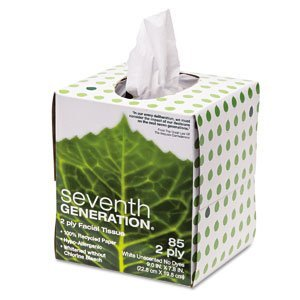 Seventh Generation Recycled Facial Tissue Each [Health and Beauty]