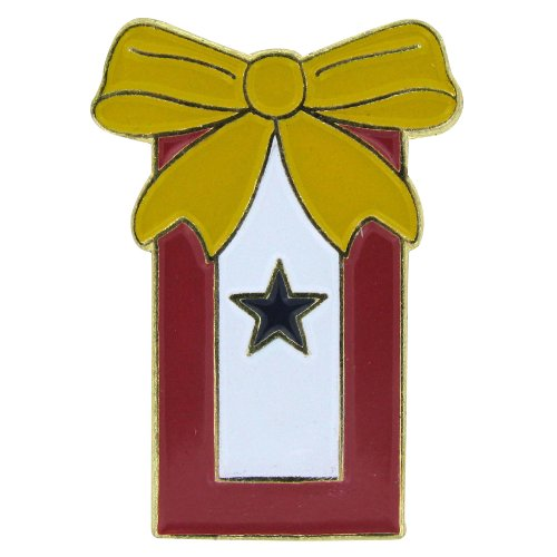 US Flag Store Service Ribbon Pin (Lapel Flag Pin Us And Services compare prices)