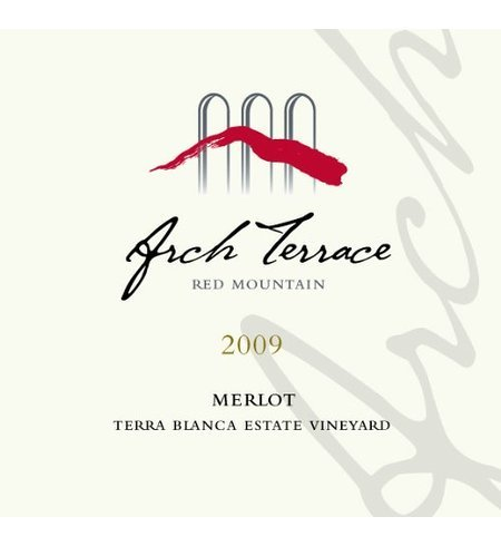 2009 Terra Blanca Arch Terrace Merlot 750 Ml