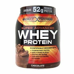 Body Fortress Super Advanced Whey Protein Powder 2 lbs (907 g)