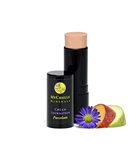 Mychelle Cream Foundation Porcelain, 0.4-Ounce from MyChelle Dermaceuticals, LLC