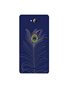 Micromax Canvas Play(Q355 ) ht003 (1) Mobile Case from Leader
