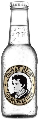 Thomas Henry - Elderflower Tonic Limonade - 0,2l