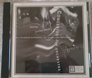 Bartok/Lutoslawski: Concertos For Orchestra (UK Import)