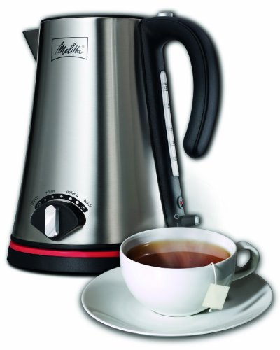 Melitta 1.7-Liter Cordless Kettle (Melita Express Kettle compare prices)