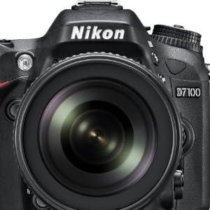 Nikon デジタル一眼レフカメラ D7100 18-105VRレンズキット AF-S DX NIKKOR 18-105mm f/3.5-5.6G ED VR付属  D7100LK18-105