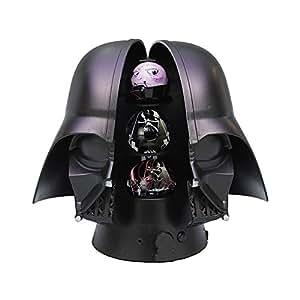 Majorette Star Wars Headsplitter Cases Darth Vadar, Multi Color