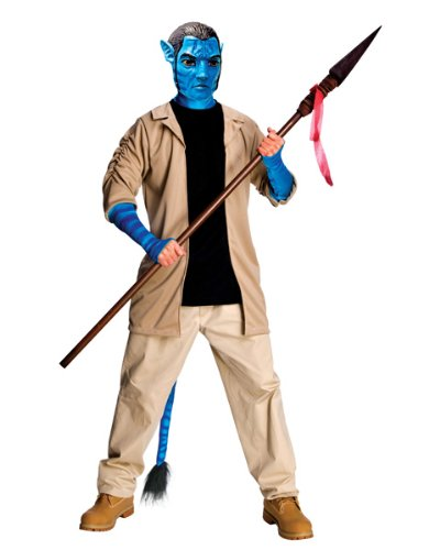 Avatar Movie Jake Sully Deluxe Adult Costume STD