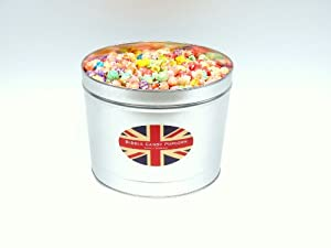 Candy Popcorn Mix 2 Gallon Tin : Gourmet Candy Gifts : Grocery