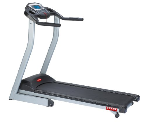 Branx Fitness 16Kph - Mega Spec - Foldable 'Pro Runner' Treadmill