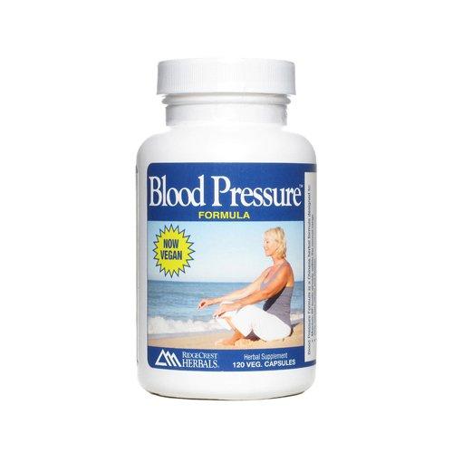 Ridgecrest Herbs Blood Pressure Formula 120 Vcaps