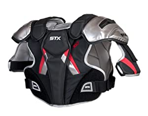 STX Lacrosse Jolt Shoulder Pad by STX