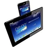 Asus 90AT0041-M00720  New Padfone 26 cm(10 Zoll, QuadCore-Prozessor,13 MP Kamera, 32GB, android) schwarz
