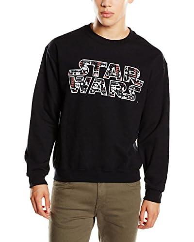 Star Wars Sweatshirt schwarz