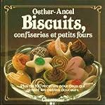 Biscuits, confiserie et petits fours