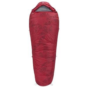Kelty Cosmic Down 20-Degree Sleeping Bag, Red, 6-Feet
