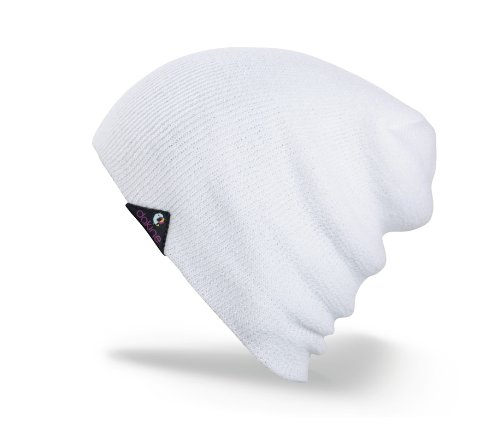 Hot DAKINE Women's Morgan Tall Ribbed Beanie (White, One Size)
