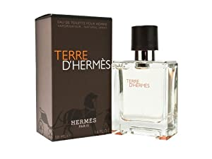 Terre D'Hermes by Hermes for Men - 1.6 Ounce EDT Spray