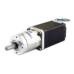 14:1 Planetary Gearbox Nema 11 Stepper Motor 0.67A for DIY CNC Robot 3D Printer