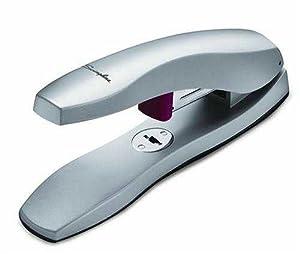 Swingline Ergonomic High Capacity Silver Desk Stapler (S7077715F)