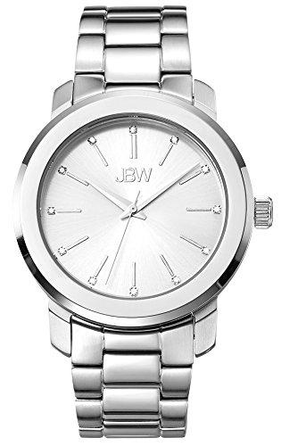 JBW Reloj Scarlett Plateado Única