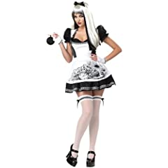 Dark Alice Costume - Medium - Dress Size 8-10