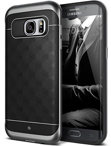 galaxy-s7-edge-case-caseology-parallax-series-modern-slim-geometric-design-black-textured-grip-for-s