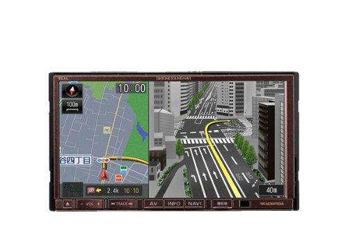 ●MITSUBISHI三菱ミツビシ7型地デジCD録音DVD/iPod/iPhone対応DIATONE技術搭載高音質メモリーナビNR-MZ80PREMI